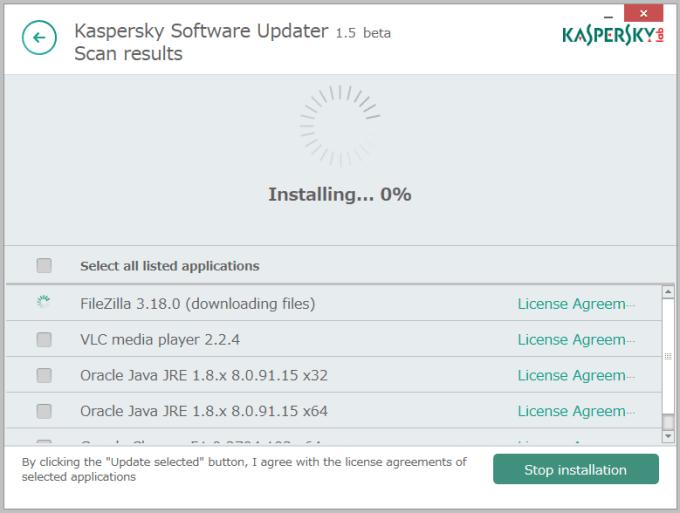 Kaspersky Security Scan6