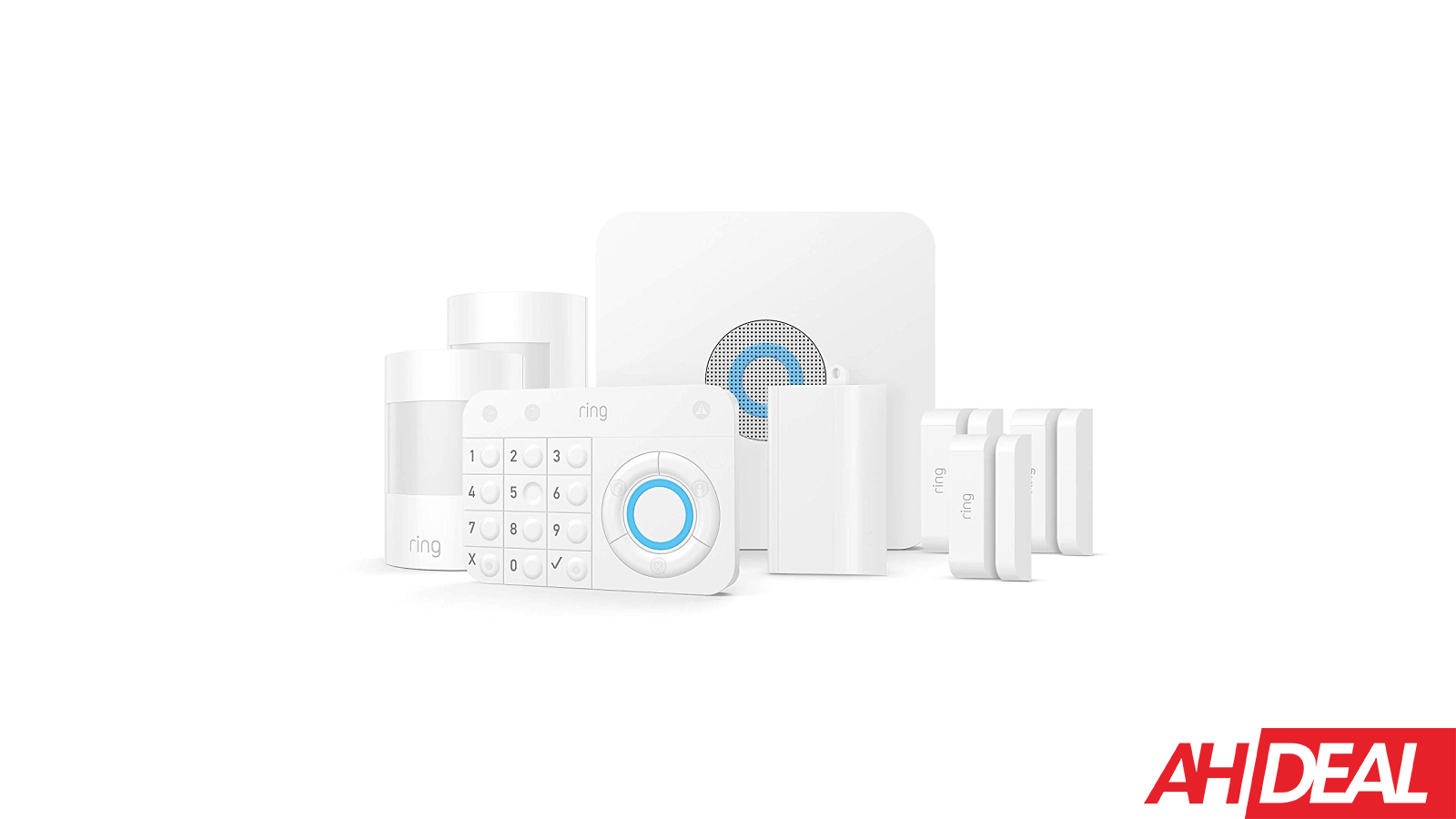 Ring Alarm Home Security System 188