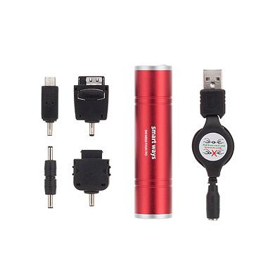 スマホユーザーにオススメなお洒落で大容量でコンパクトな充電器
