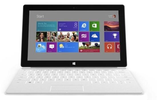 マイクロソフトのタブレット「Surface」10月26日発売決定!日本発売は未定。
