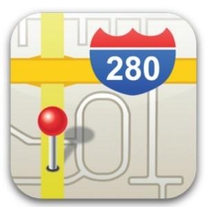 iOS6で消えたGoogleMapを擬似アプリ化しこれまでのように通り使う方法