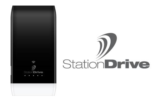 充電にストレージにWifiにもつかえるポータブルマルチデバイス『StationDrive』