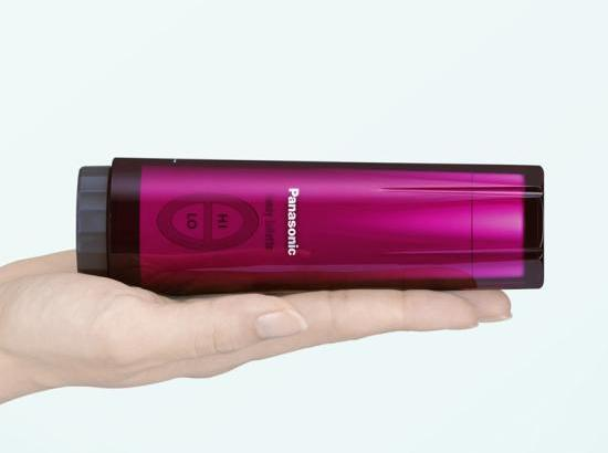 海外旅行に必須な携帯ウォシュレットをパナソニックが更に進化させている 小型化、ペットボトルも使える