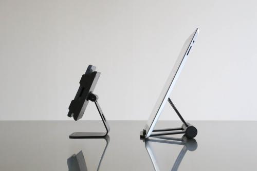 個性的な自作のタブレットスタンド!DIYされた iPadやタブレット用のタブレットスタンドを紹介
