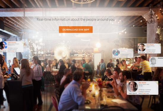 念能力の円が使える!知り合いが近くにいたら通知するアプリ「SocialRadar(ソーシャルレーダー)」