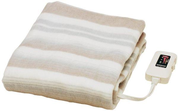 水洗いも可能でコスパが圧倒的な電気毛布