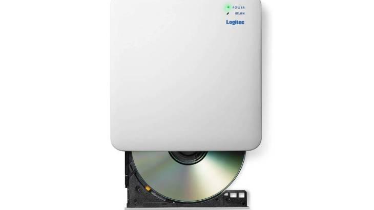 スマホやタブレットでWiFi経由でDVDを再生できる
