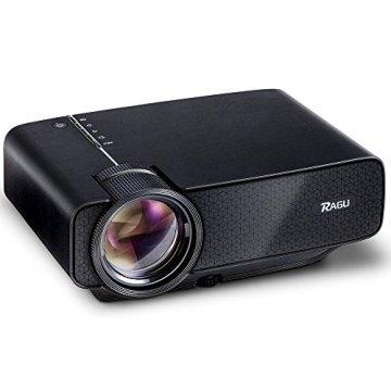 RAGU Z400 Mini Portable Projector
