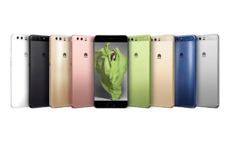 Huawei(ファーウェイ)が P10 / P10 Plus / P10 lite の3機種を同時発表。スペック比較もあり。
