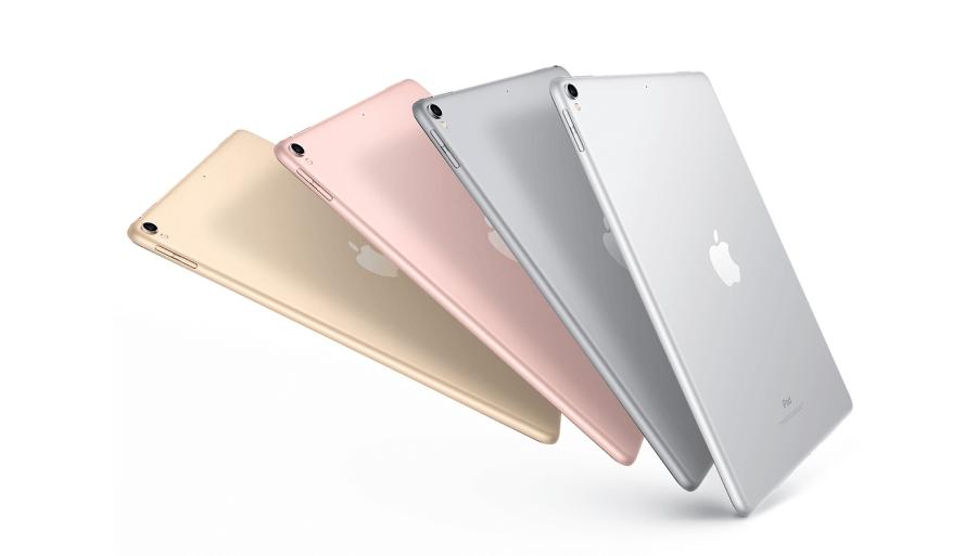 iPadProのカラバリ