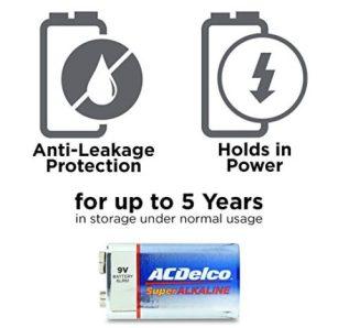 ACDelco Super Alkaline