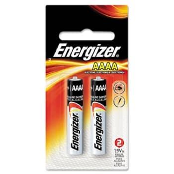Energizer AAAA Alkaline Batteries