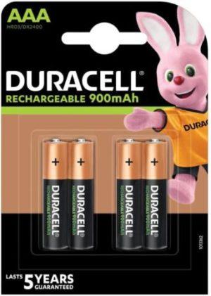 Duracell  AAA 900 mAh Batteries