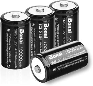 BONAI D Rechargeable Batteries
