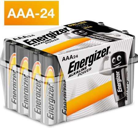Energizer  Batteries.