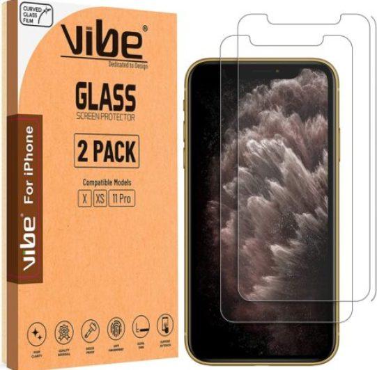 Vibe HD iPhone XS Screen Protector