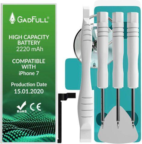 GadFull 2220mAh battery
