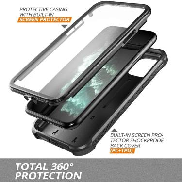 Dexnor Compatible with Iphone 11 Pro Case 5.8