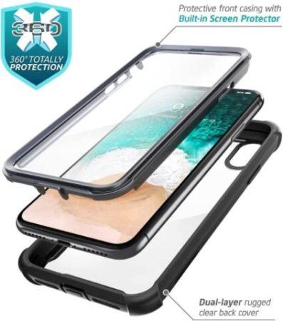 i-Blason Case for iPhone X 2017