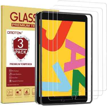 OMOTON Screen Protectors for iPad 10.2 2019