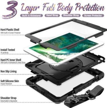 SEYMAC iPad Pro 9.7 case