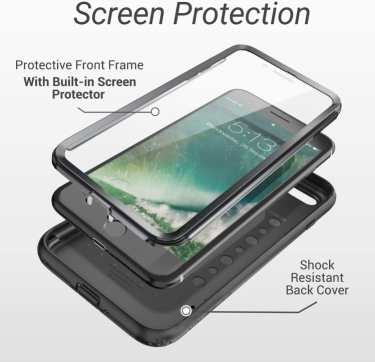 YOUMAKER Case for iPhone 8 Plus