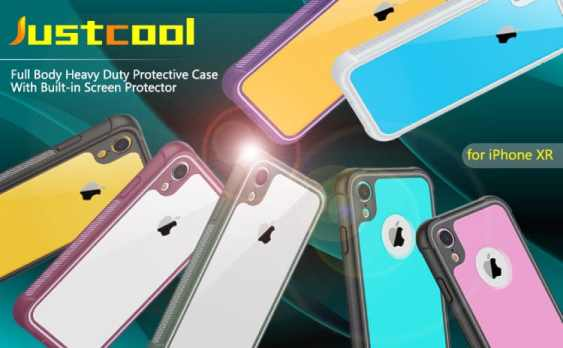 Justcool Designed for iPhone XR Case