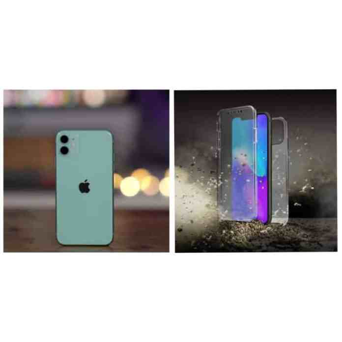 iPhone 11 360 case