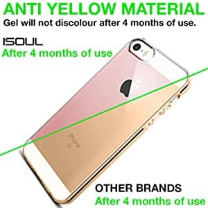iSOUL Clear iPhone 5s Case