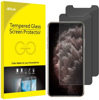 Jetech iPhone 11 pro screen protector
