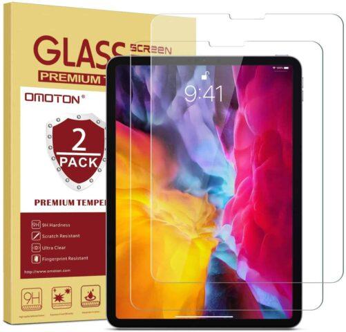 Omoton iPad Pro 11 inch screen protector/screen guard