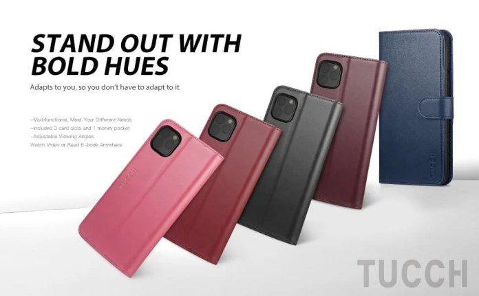 TUCCH iPhone 11 Pro Case/Cover
