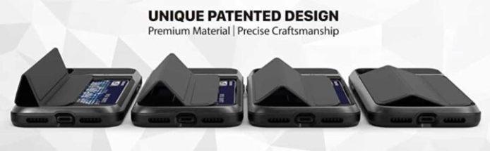 Vena iPhone X wallet case/cover