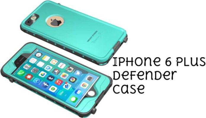iPhone 6 Plus Defender Case