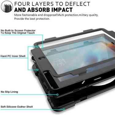 ZenRich for iPad 4th Gen Case