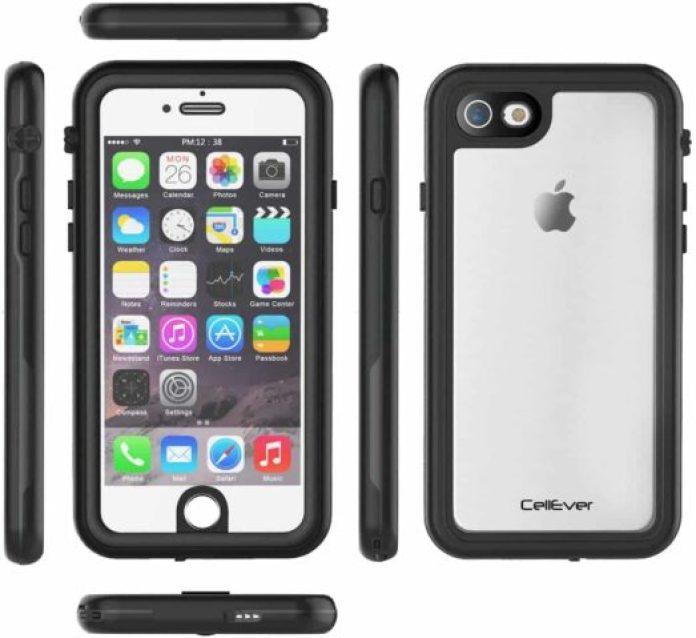 CellEver iPhone 8 waterproof case