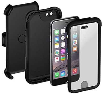 iphone 6 plus defender case/cover