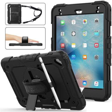 SEYMAC iPad Mini 4 360 Case/Cover