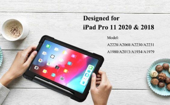 TSQ iPad Pro 11 360 Case