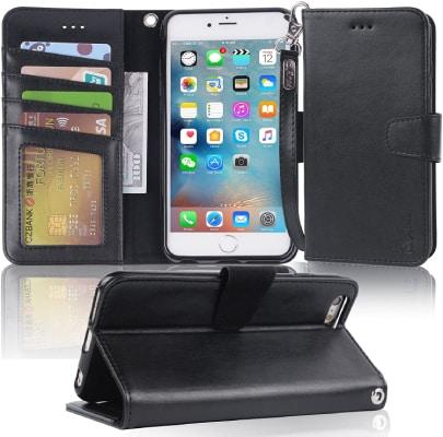 Arae iPhone 6 Plus Wallet Case/Cover