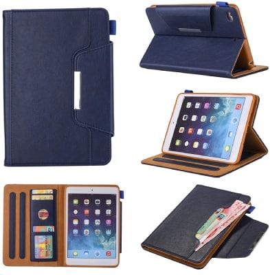 Chgdss iPad Mini 4 Wallet Case