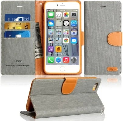 Iphox wallet case