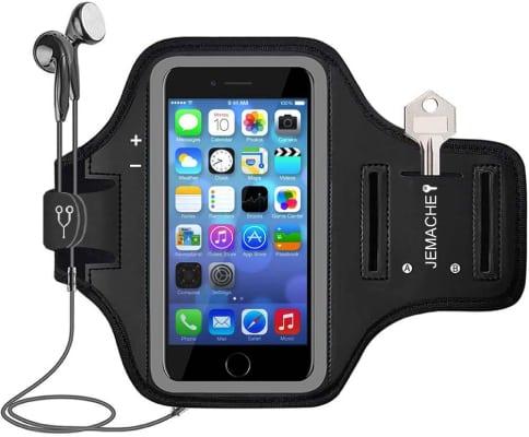 JEMacheiPhone 5,iPhone 5S,iPhone 5C armband case