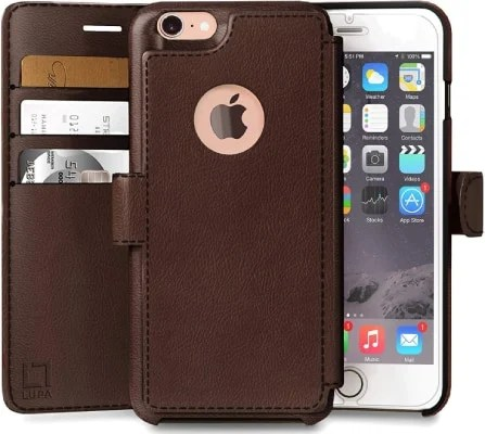 LUPA iPhone 6s Wallet Case/Cover