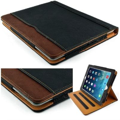 S-Tech iPad Mini 3 Wallet Case