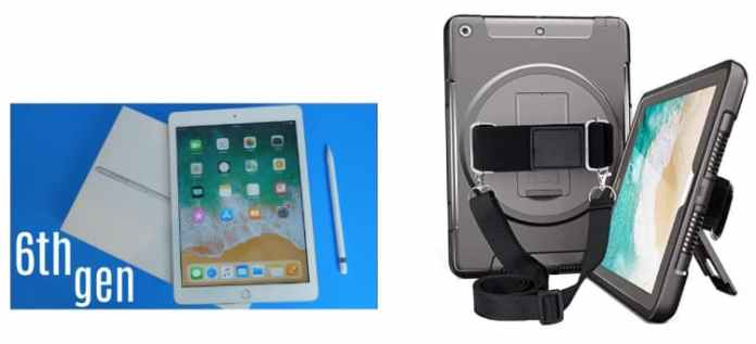 iPad 6th generation 360 Case