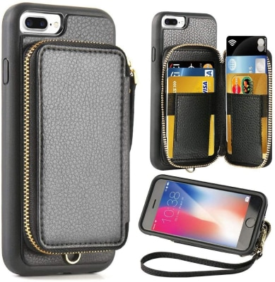 ZVE iPhone Wallet Case