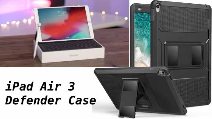 iPad Air 3 Defender Case