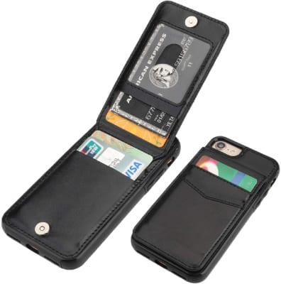 Kihuwey iPjone 8 wallet case/cover