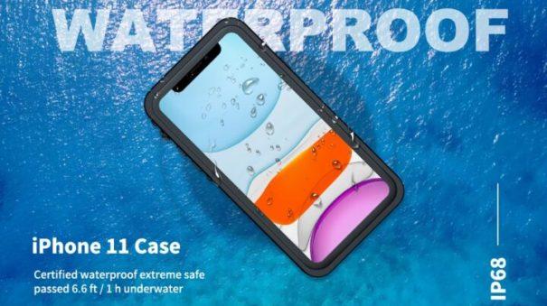 Lanhiem iPhone 11 Waterproof Case